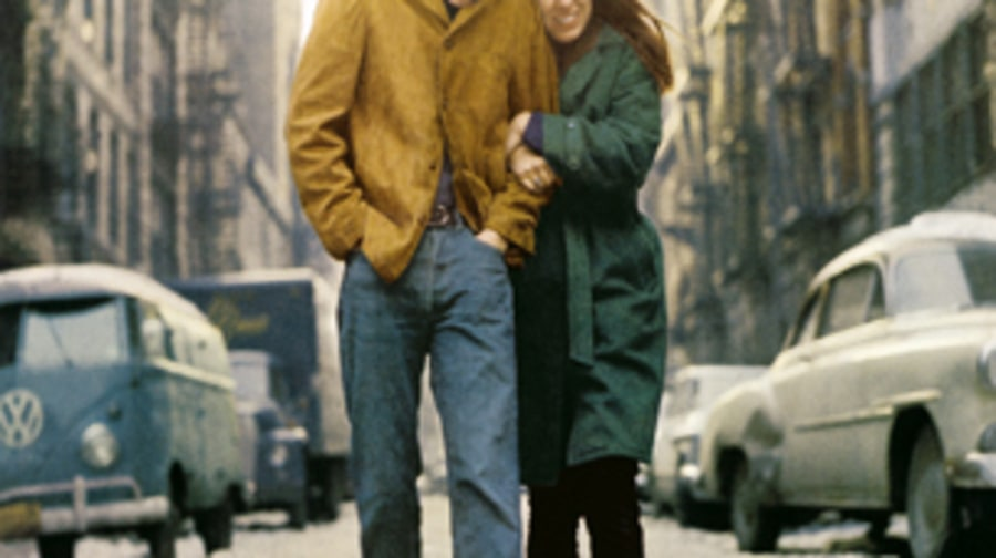 Bob Dylan, 'The Freewheelin' Bob Dylan'