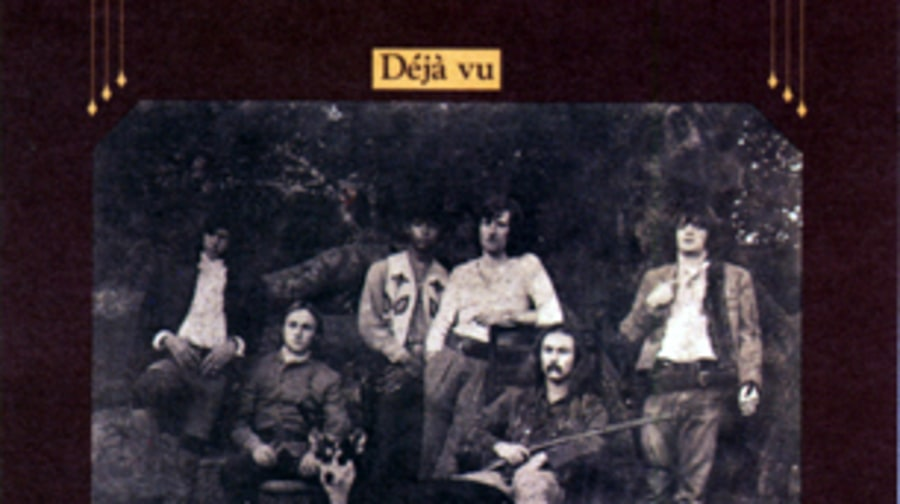 Crosby, Stills, Nash and Young, 'Deja Vu'