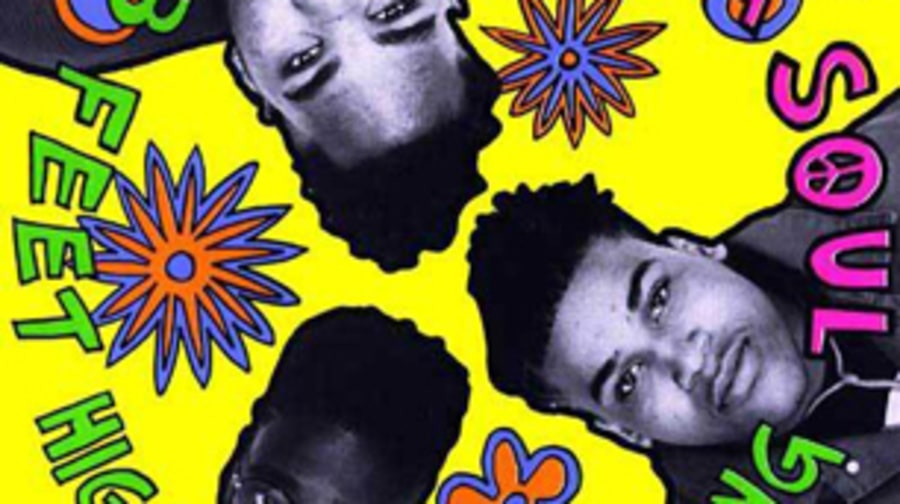 De La Soul, '3 Feet High and Rising'