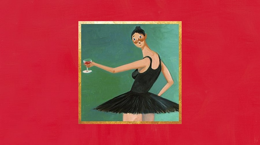 Kanye West, 'My Beautiful Dark Twisted Fantasy'