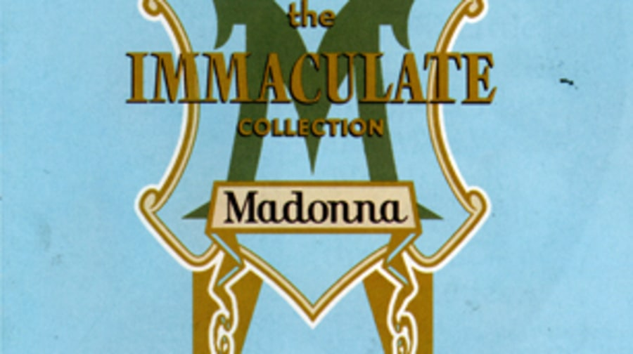 Madonna, 'The Immaculate Collection'