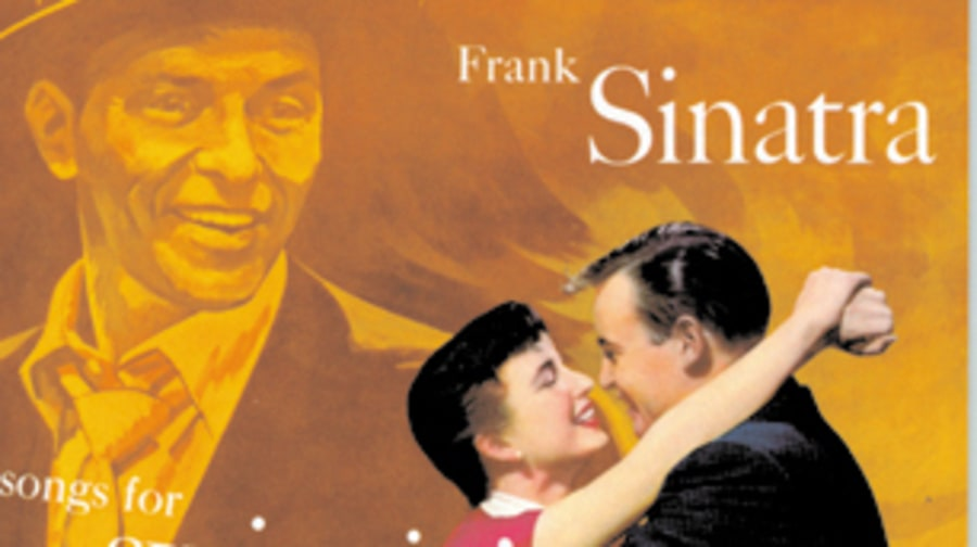 Frank Sinatra, 'Songs for Swingin' Lovers!'