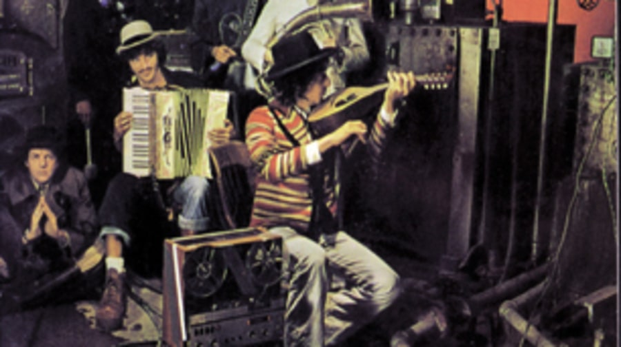 Bob Dylan and the Band, 'The Basement Tapes'