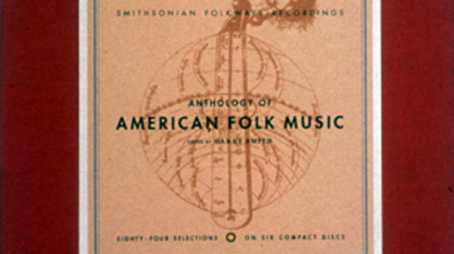 Harry Smith, Ed., 'Anthology of American Folk Music'