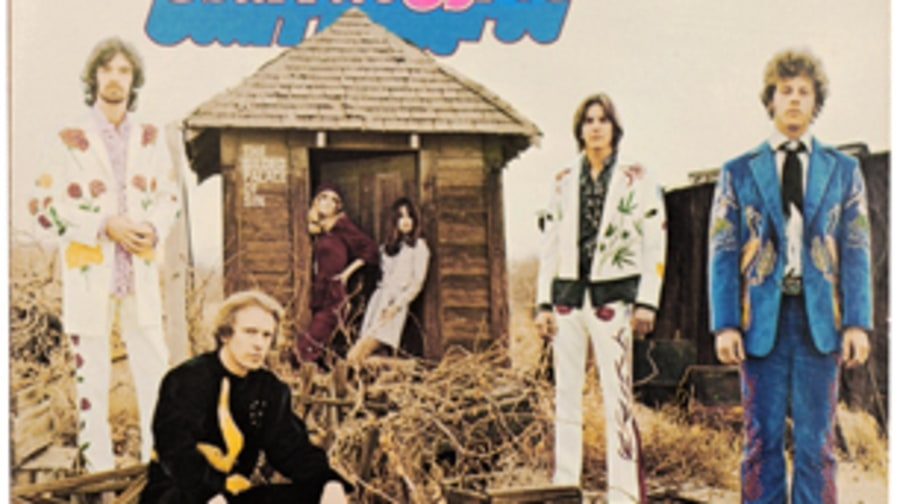 The Flying Burrito Brothers, 'The Gilded Palace of Sin'