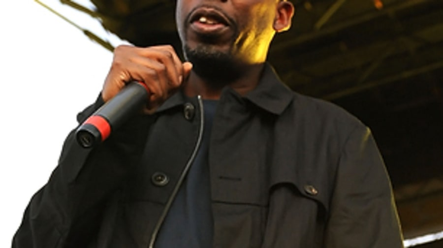 GZA with Grupo Fantasma (This Tent: Saturday Late-Night, 2:30 a.m.)