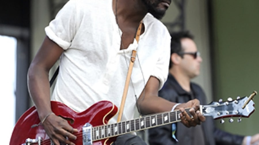 Gary Clark Jr. (What Stage: Sunday, 1 p.m.)