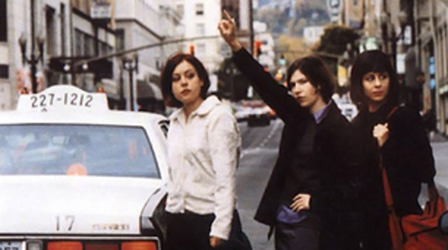 Sleater-Kinney, 'The Hot Rock'