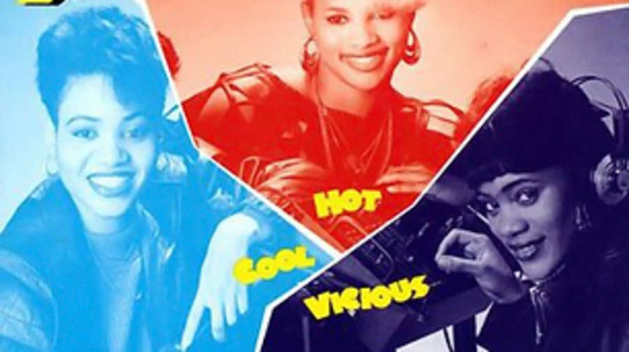 Salt-n-Pepa, 'Hot, Cool and Vicious'