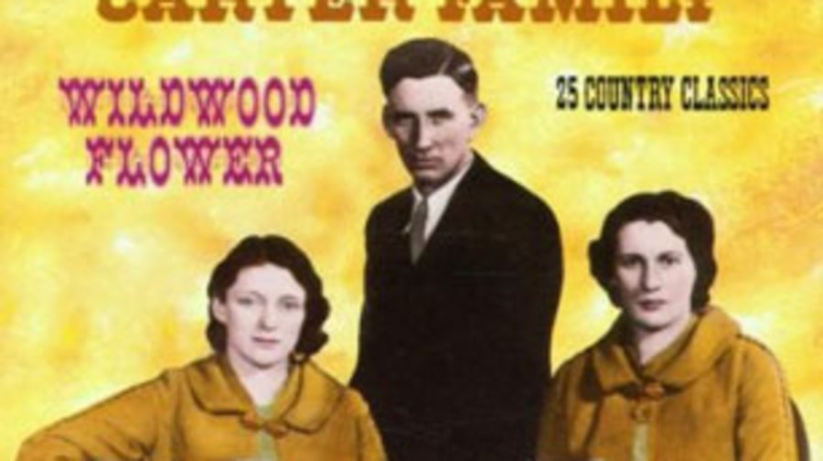 1928: Sarah and Mother Maybelle Sing on the Carter Family's 'Wildwood Flower'
