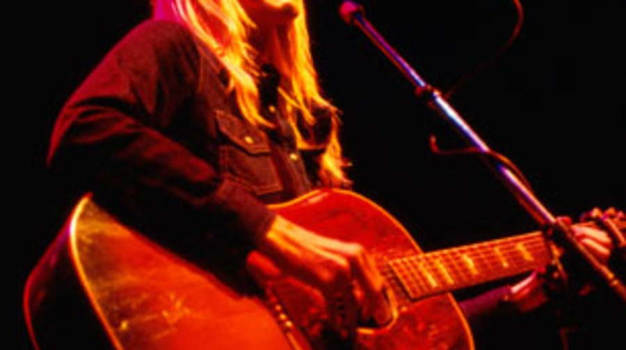 1999 Aimee Mann inspires the film 'Magnolia'
