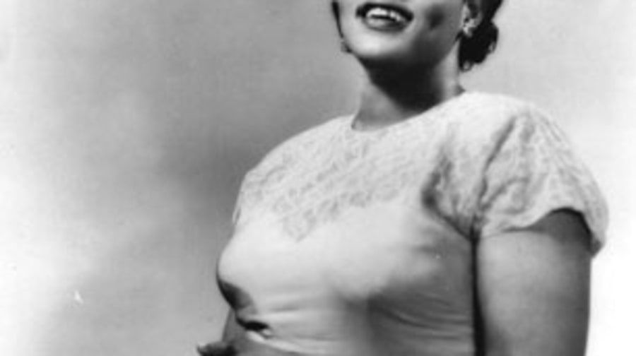 1953: Big Mama Thornton Introduces 'Hound Dog'