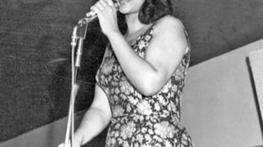 1955: Etta James Cuts 'Roll With Me, Henry'
