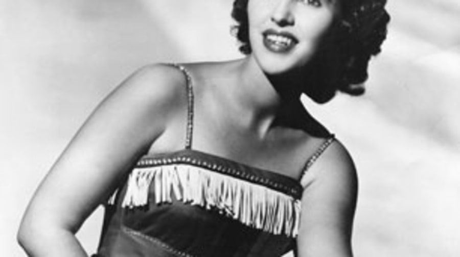 1955: Wanda Jackson Meets Elvis and Decides to Make Her Own Records