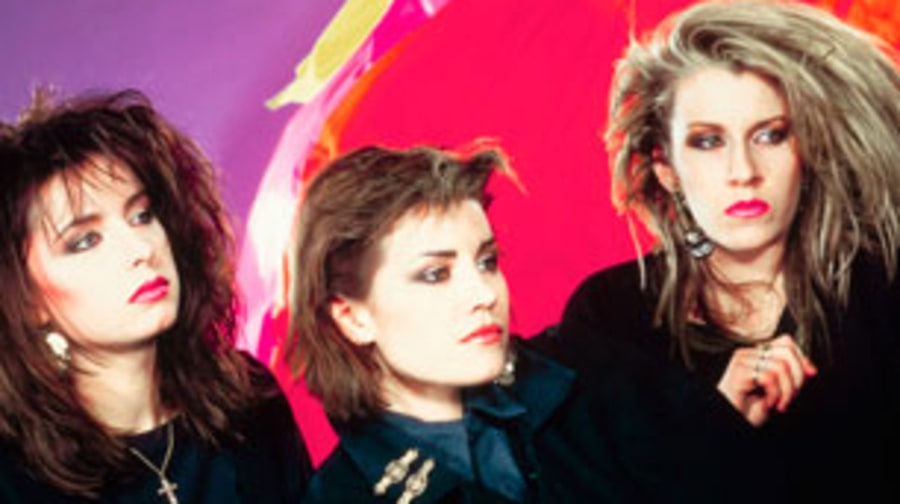1982 Bananarama invent the New Wave girl-group archetype