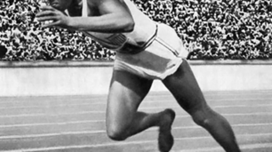 Jesse Owens Wins Multiple Gold Medals In Nazi Germany (Berlin 1936)