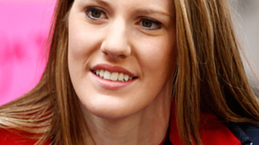 The National Darling: Swimmer Missy Franklin