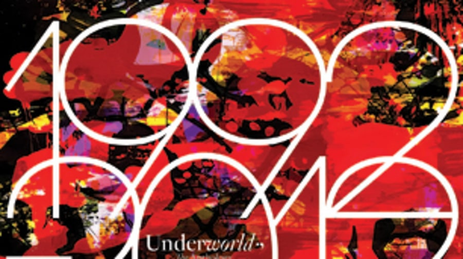 19. Underworld, 'Anthology, 1992-2002' (JBO/V2, 2003)