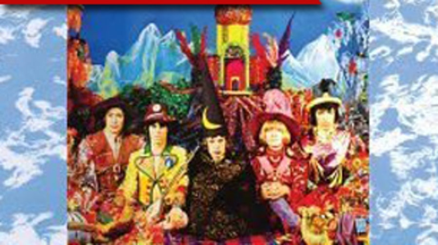 'Their Satanic Majesties Request' (1967)