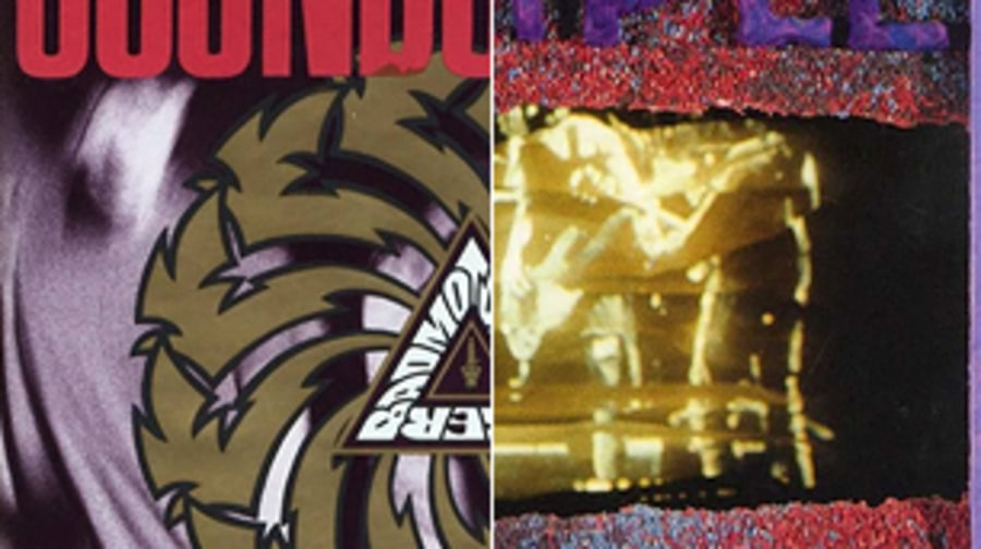 Soundgarden, 'Badmotorfinger' (1991) and 'Temple of the Dog' (1991)