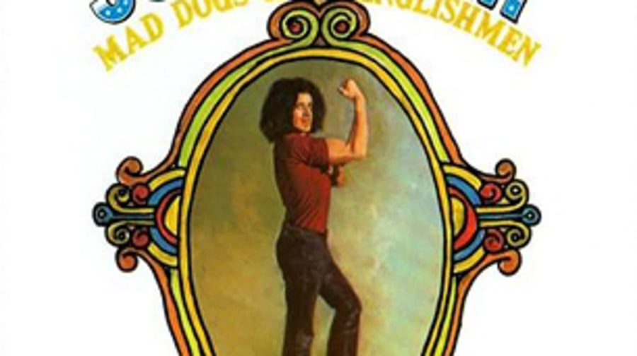 Joe Cocker, 'Mad Dogs and Englishmen' (1970)