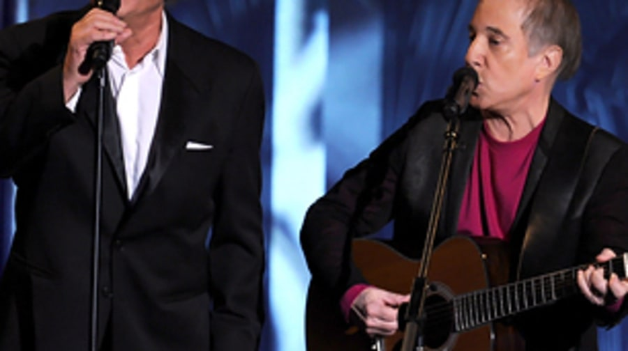 Simon and Garfunkel Farewell Tour