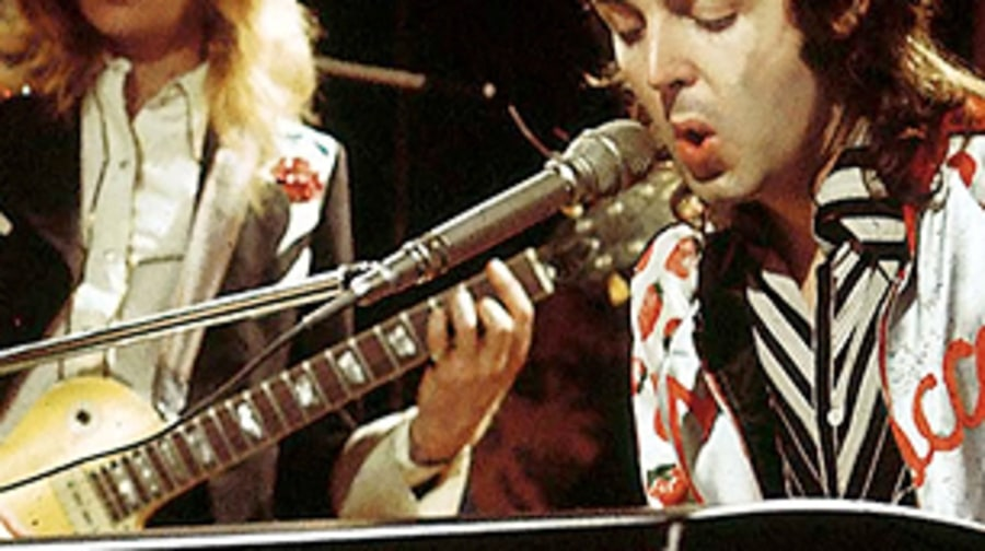 Paul McCartney and Wings, 'Live and Let Die' (1973)
