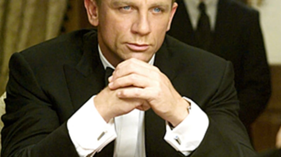 'Casino Royale' (2006)