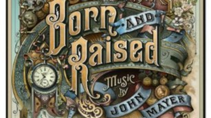 John Mayer, 'Born and Raised'