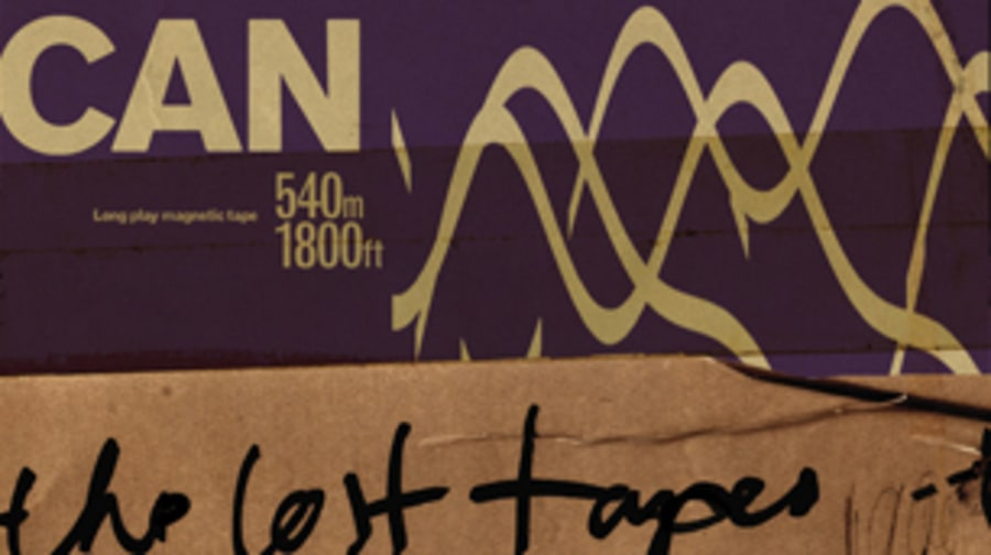 Can, 'The Lost Tapes'