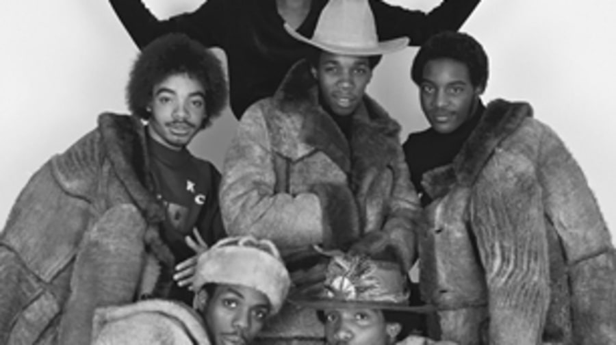 Grandmaster Flash & the Furious Five,