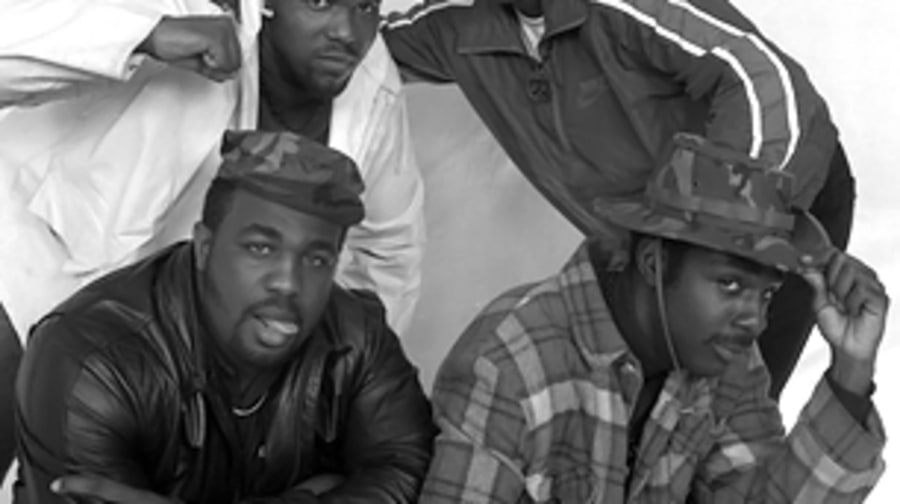 Afrika Bambaataa and the Soul Sonic Force,