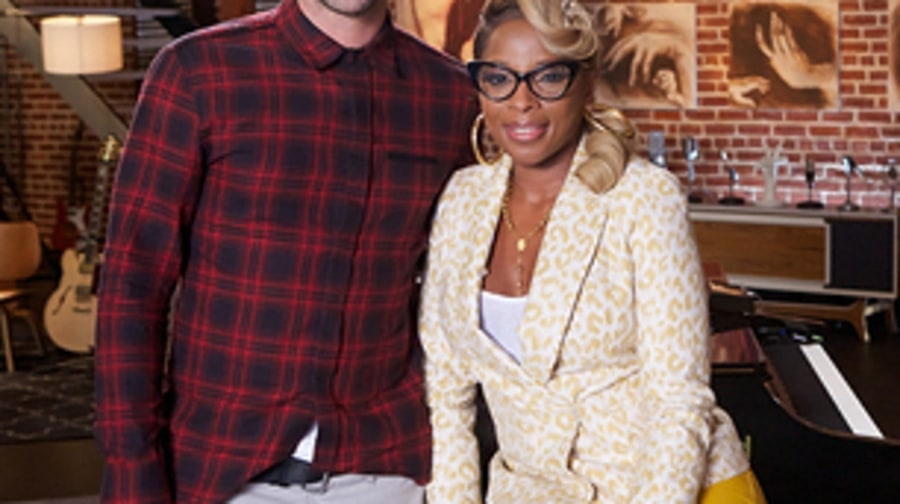 Most Valuable Assistant Coach: Mary J. Blige for Team Adam