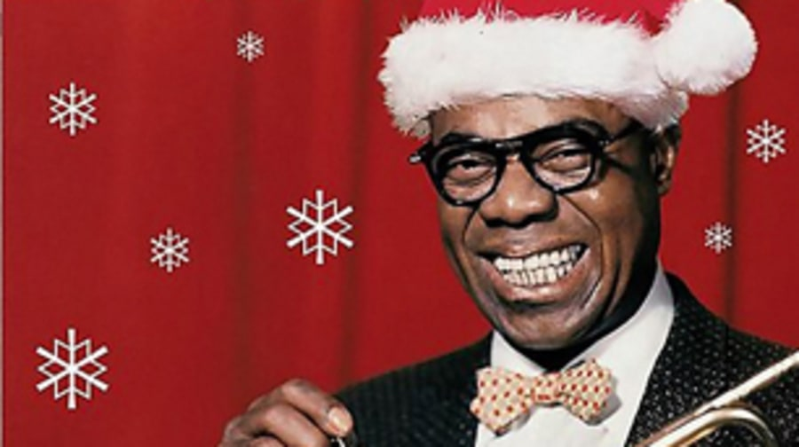 Louis Armstrong and Friends, 'The Best of Christmas Songs'