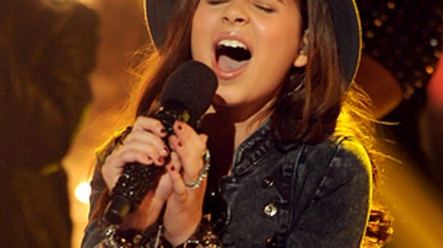 Best Performance: Carly Rose Sonenclar