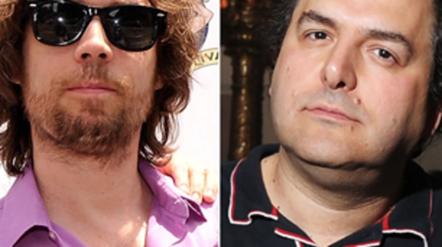 Tom Scharpling and Jon Wurster