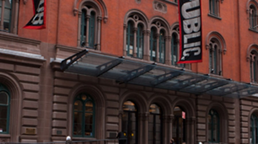 Joe's Pub in New York