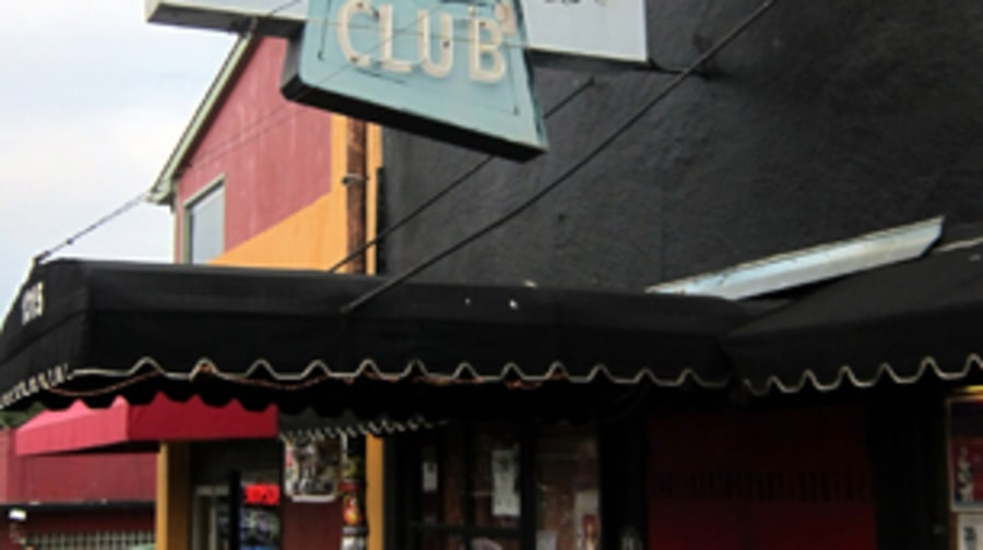 Continental Club in Austin, Texas