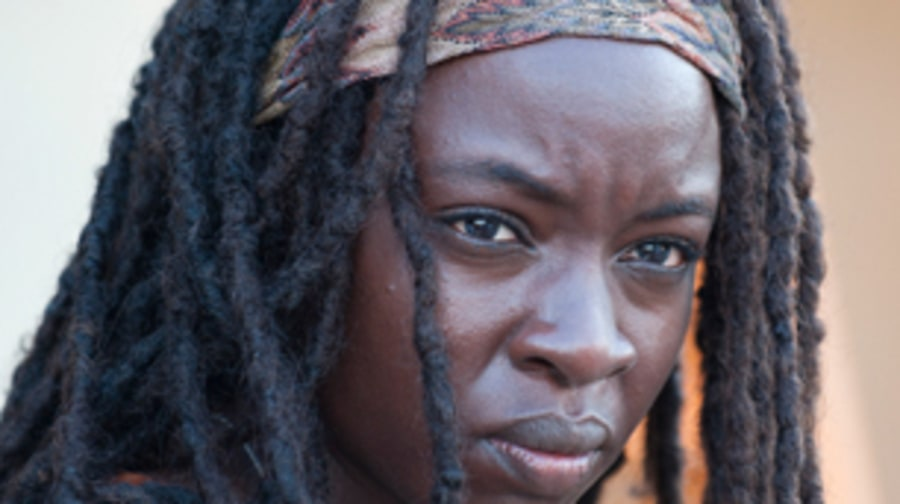 Michonne Has a Sense of Humor (Episode 12, 'Clear')