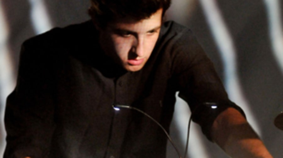 Jamie XX (of the xx) DJ set