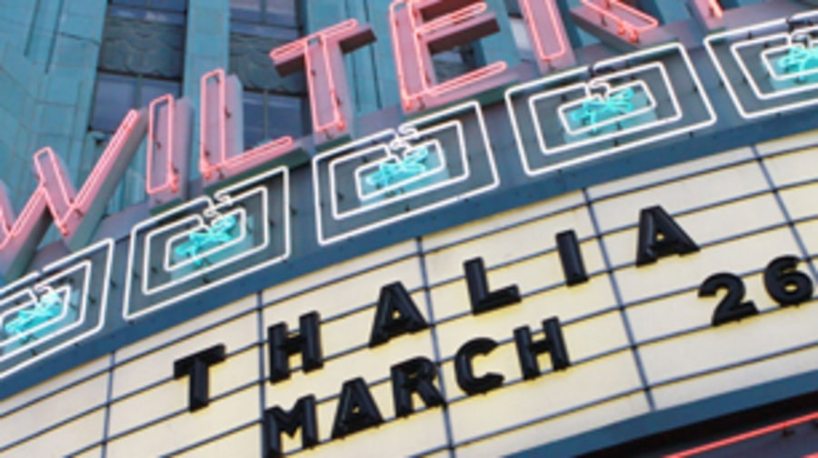 The Wiltern in Los Angeles
