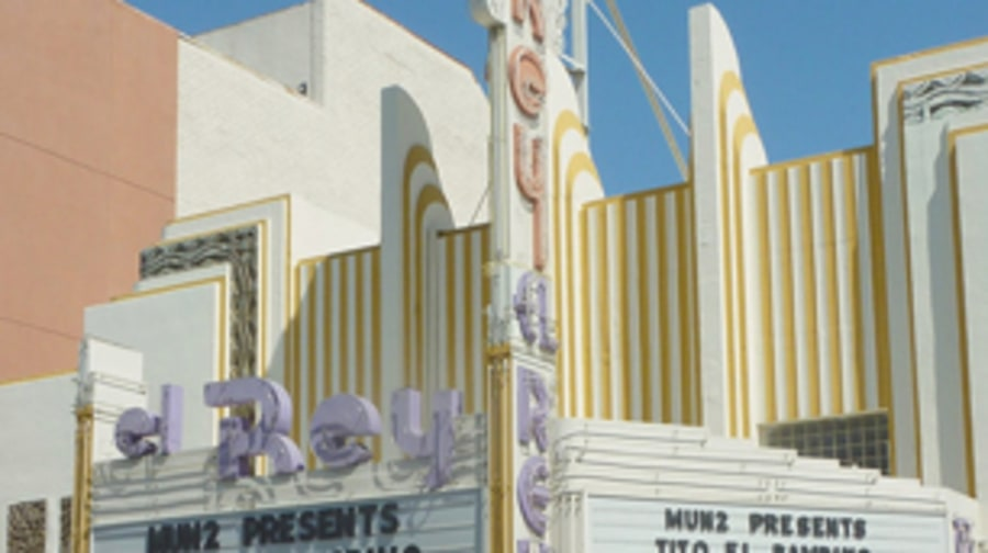 El Rey Theatre in Los Angeles