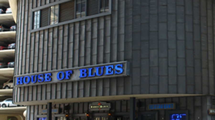 House of Blues in Chicago