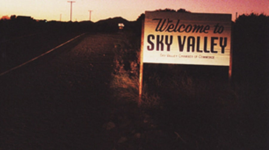 Kyuss, 'Welcome to Sky Valley'