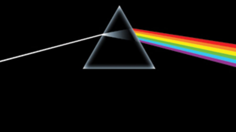 Pink Floyd, 'The Dark Side of the Moon'