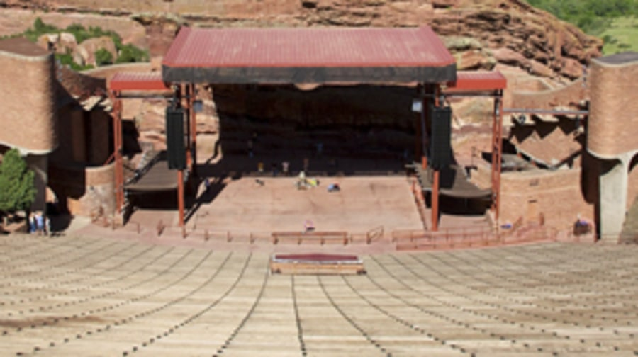 Red Rocks Amphitheatre, Morrison, Colorado