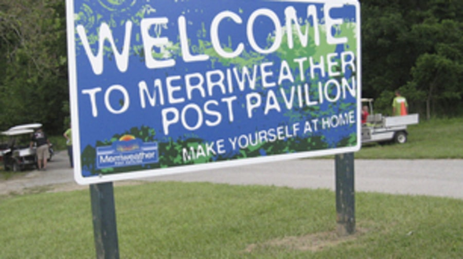 Merriweather Post Pavilion, Columbia, Maryland