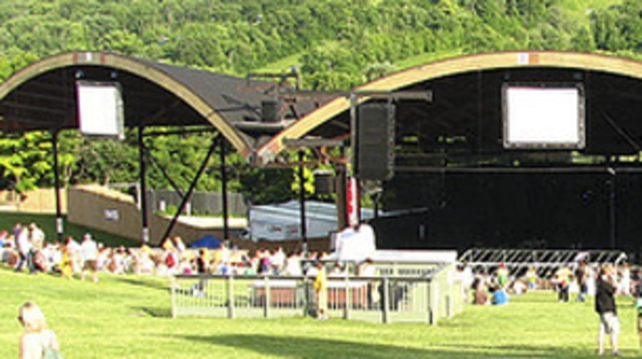 Alpine Valley Music Theatre, East Troy, Wisconsin
