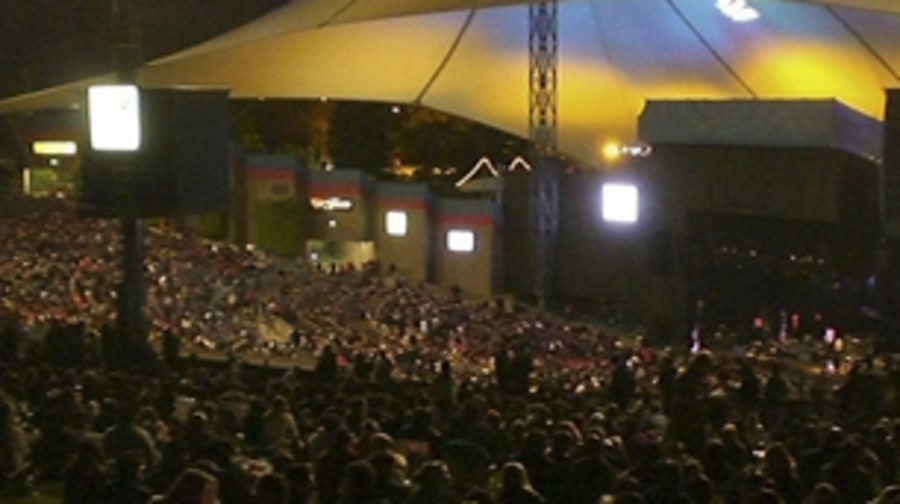 Shoreline Amphitheatre, Mountain View, California