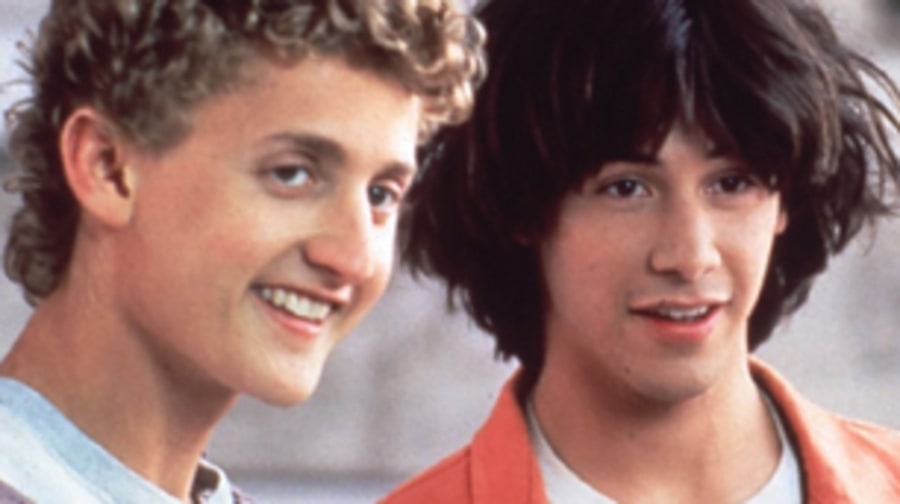 'Bill and Ted's Excellent Adventure' (1989)